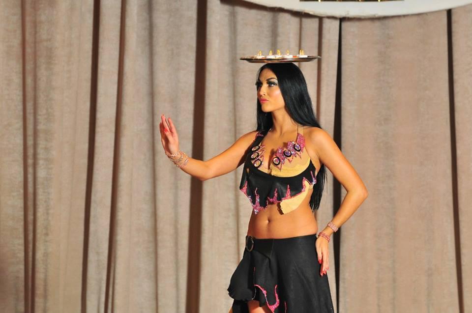 костюмы для танца живота